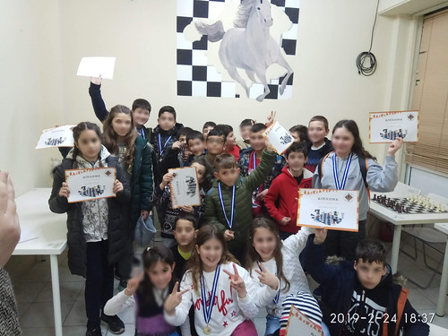 2019 Παιδικοί Αγώνες Φλεβάρη