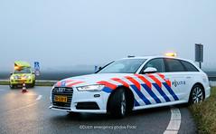 Dutch police Audi A6 Quattro Avant