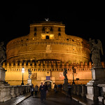 Castel Sant'Angelo - https://www.flickr.com/people/33792132@N00/
