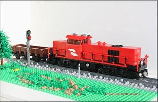 Diesellok 2070