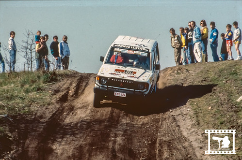 Tour de Belgique Tout Terrain 1987