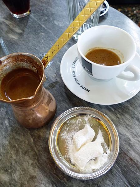 café et loukhoum