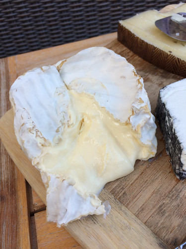 Delice de Cremiers Cheese from Burgundy France