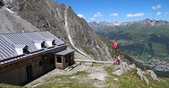 Pěší turistika na horskou chatu Chamanna Lischana ze Scuolu