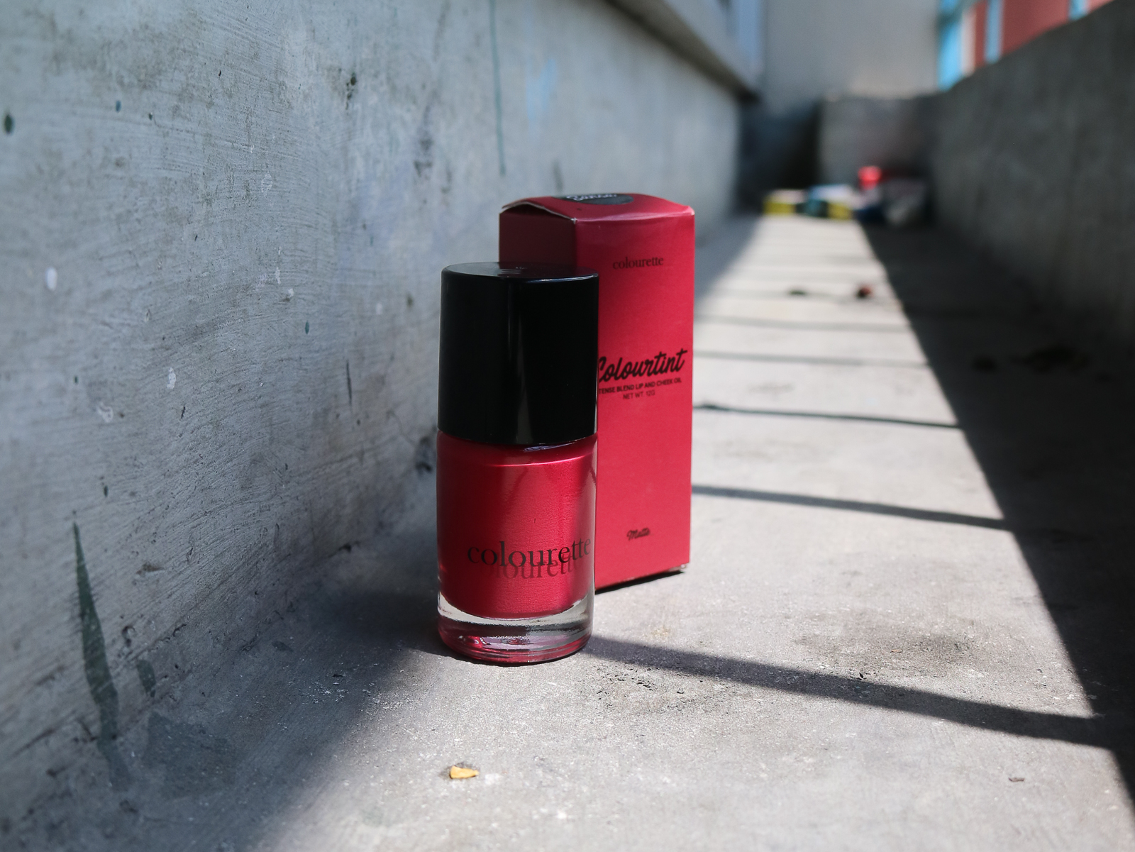 Colourette Colortint Review in Sansa