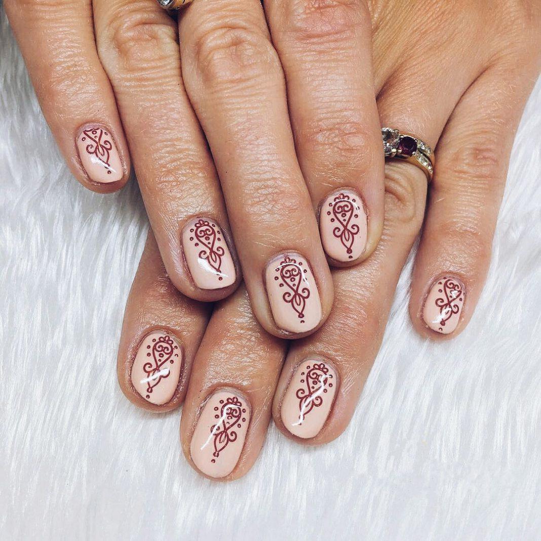 Nail Art #2853 - Best Nail Art Designs Gallery