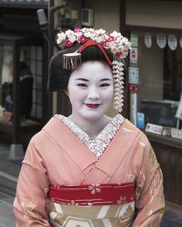 100 Strangers 7/100 Hiroko