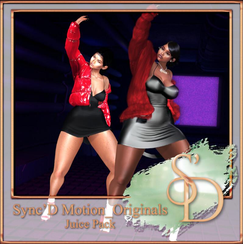 Sync'D Motion__Originals - Juice Pack