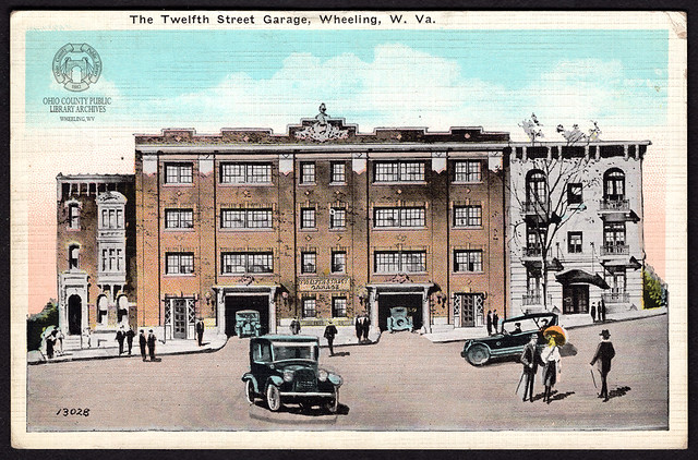 Twelfth Street Garage