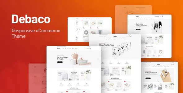 Debaco v1.0 - OpenCart Theme (Included Color Swatches)