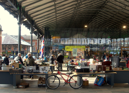 Preston bric a bac Market | by Tony Worrall