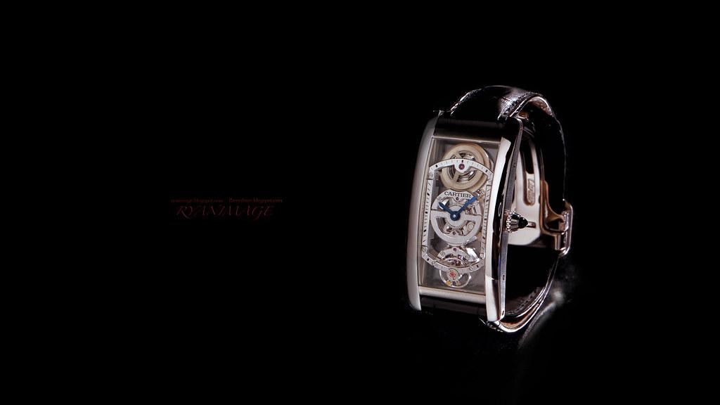 Cartier TANK CINTRÉE WATCH (5) - 5K