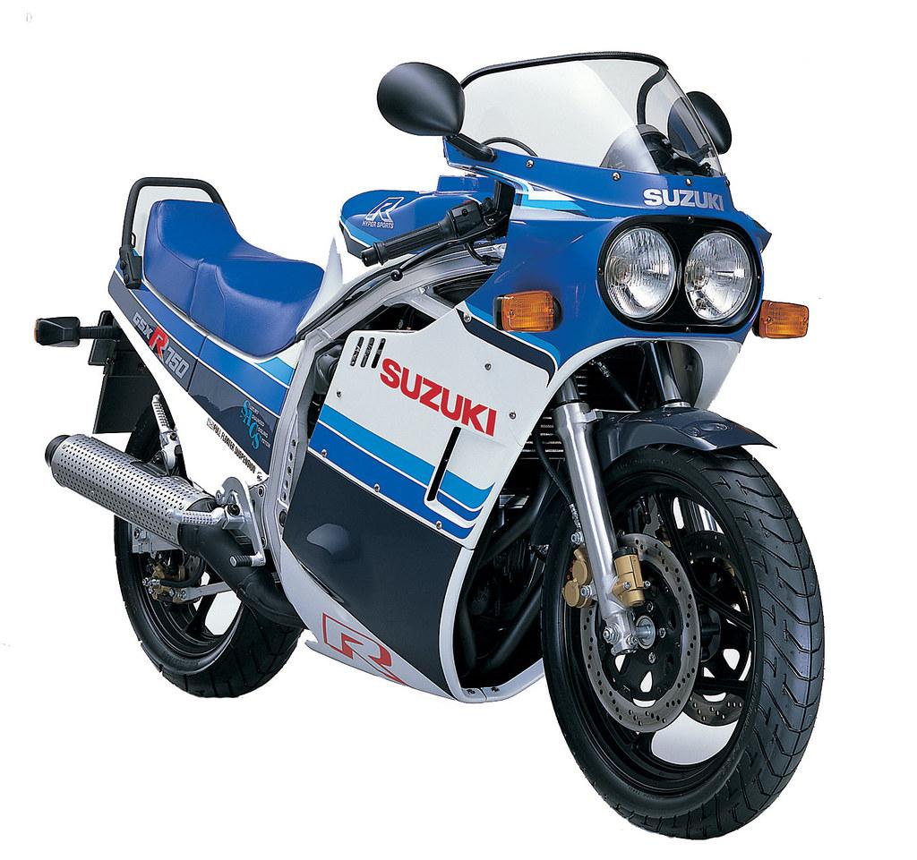 Suzuki 750 GSX-R 1985 - 0
