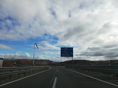 A-2 - saída Arcos de Jalón