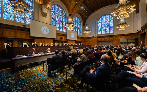 ICJ Delivers Advisory Opinion on 1965 Separation of Chagos Archipelago from Mauritius | by United Nations Photo