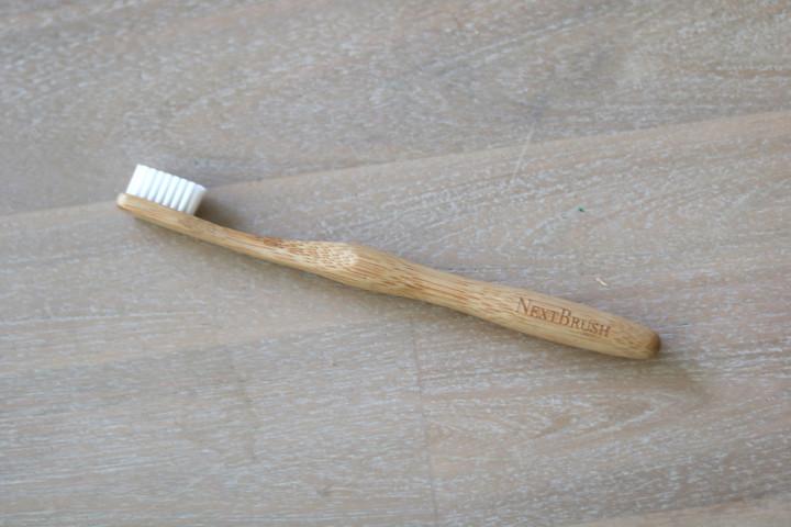 Ecologisch je tanden poetsen met Nextbrush