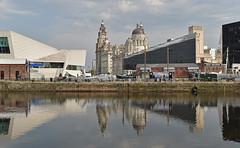 UK - Liverpool - Canning Dock