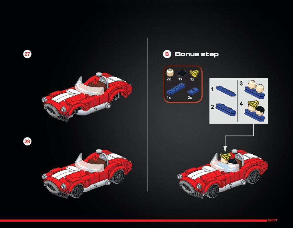 How to build dream cars with LEGO bricks | Brickset: LEGO ...