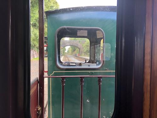 Train at Kilmeadean railway station