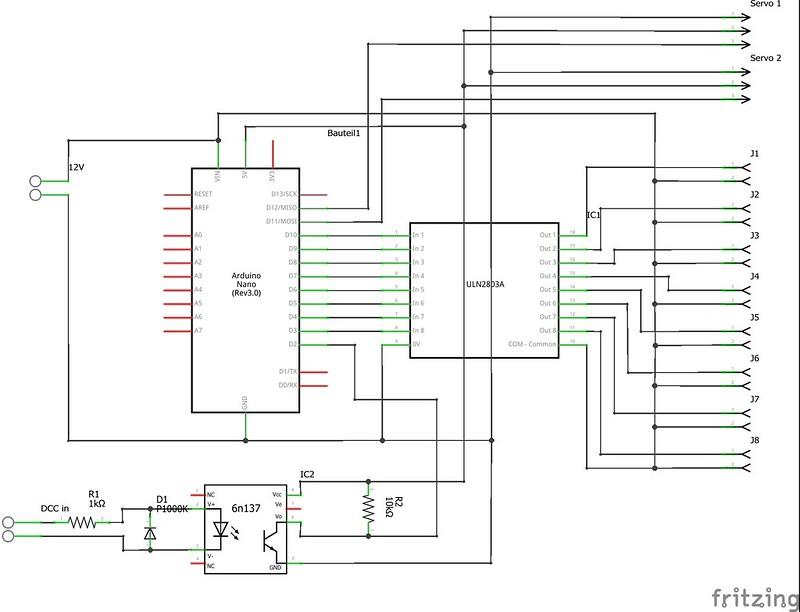 Arduino MobaTools: Stepper mit Rampe V1 1 0 Beta auf GitHub - Seite