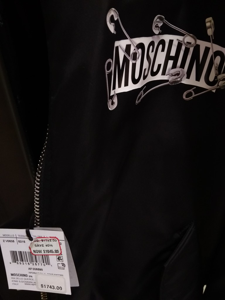 MOSCHINO Jacket $732.06