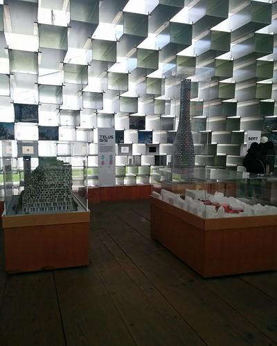 Space #toronto #unzippedtoronto #serpentinepavilion2016 #bjarkeingels #architecture #latergram