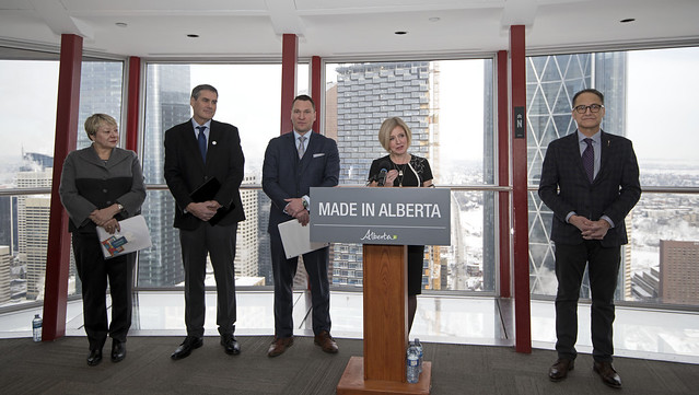 Alberta invests in innovation to fuel the future