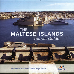 Maltese Islands Tourist Guide;  The Mediterranean's best kept secret; 2014