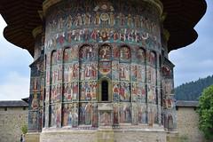 Rumanía. Bucovina. Monasterio de Sucevita (22)