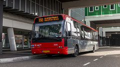 CXX 3566 resting at Zaandam Busstation