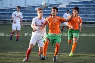 AE Josep Maria Gené - CF Damm (18-19)