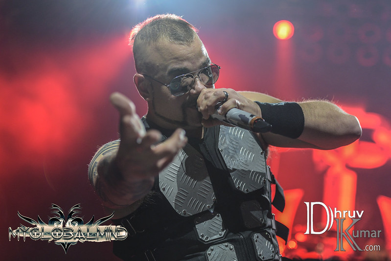 Sabaton -- Photo Credit: Dhruv Kumar