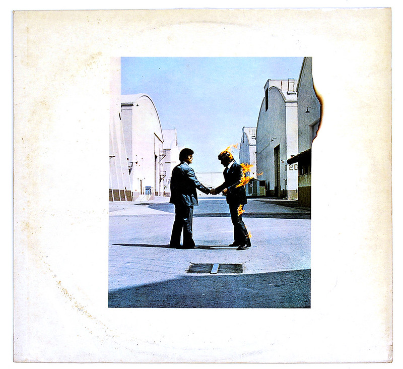 A0644 PINK FLOYD Wish You Were Here