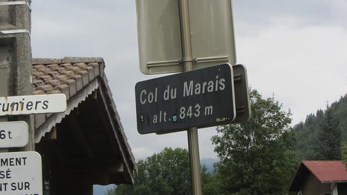 Col du Marais