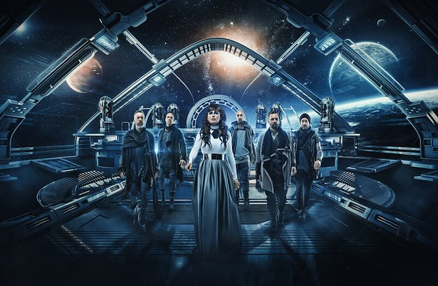 Within Temptation (Photo courtesy Freeman Promotions)