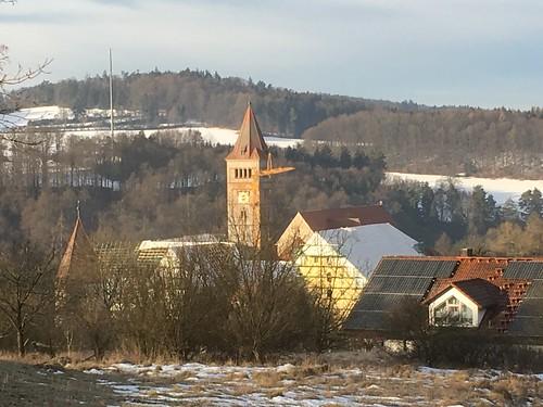 Klosterburg Kastl