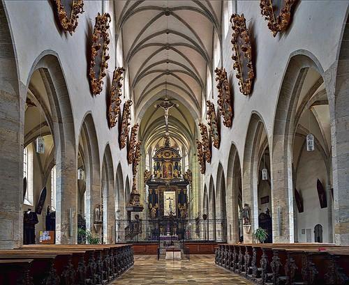 Kaisheim ehem. Zisterzienserklosterkirche Mariä Himmelfahrt