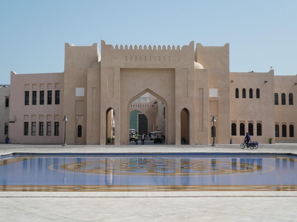 Grand Mosque at Katara Cultural Village, Doha