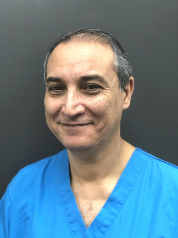 Hossein Atashnak - CHANGEpain Pain Clinic, Vancouver