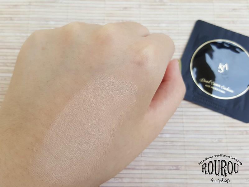 ISA KNOX黑魔鏡鑽石光氣墊粉餅4