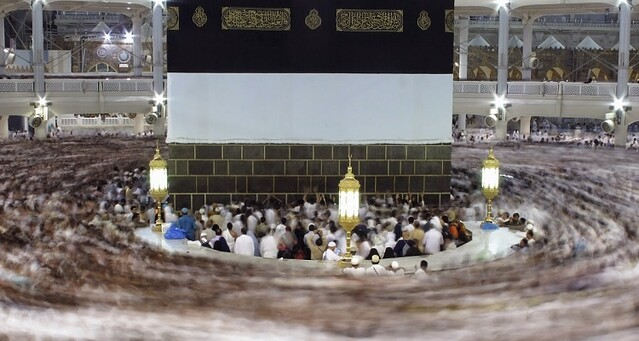 1236 2,100 lashes, 7 years Jail to the Indian Arrested over Haram-Temple Photo