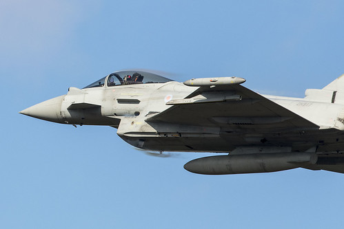 Eurofighter Typhoon - UK Royal Air Force