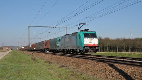 Lineas 2843 s'Herenelderen 22.03.2019