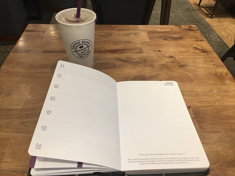 CBTL Giving Journal