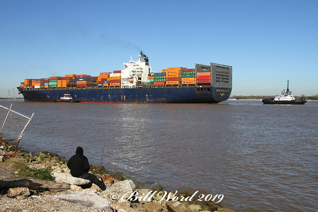 E.R London Container Ship, Canon EOS 7D, Sigma 17-70mm f/2.8-4.5 DC Macro