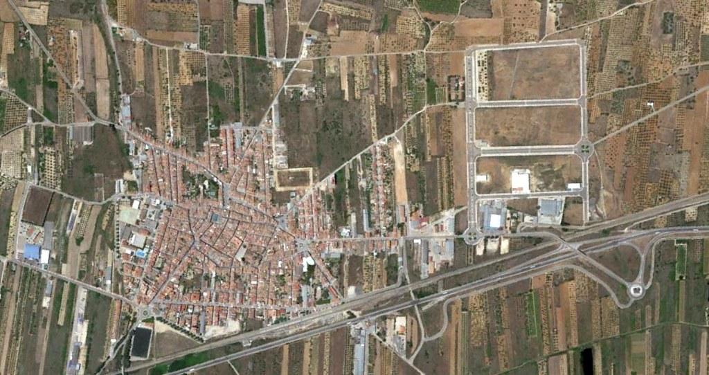 alcalá de xivert, castellón, el corredor del xivert, después, urbanismo, planeamiento, urbano, desastre, urbanístico, construcción, rotondas, carretera
