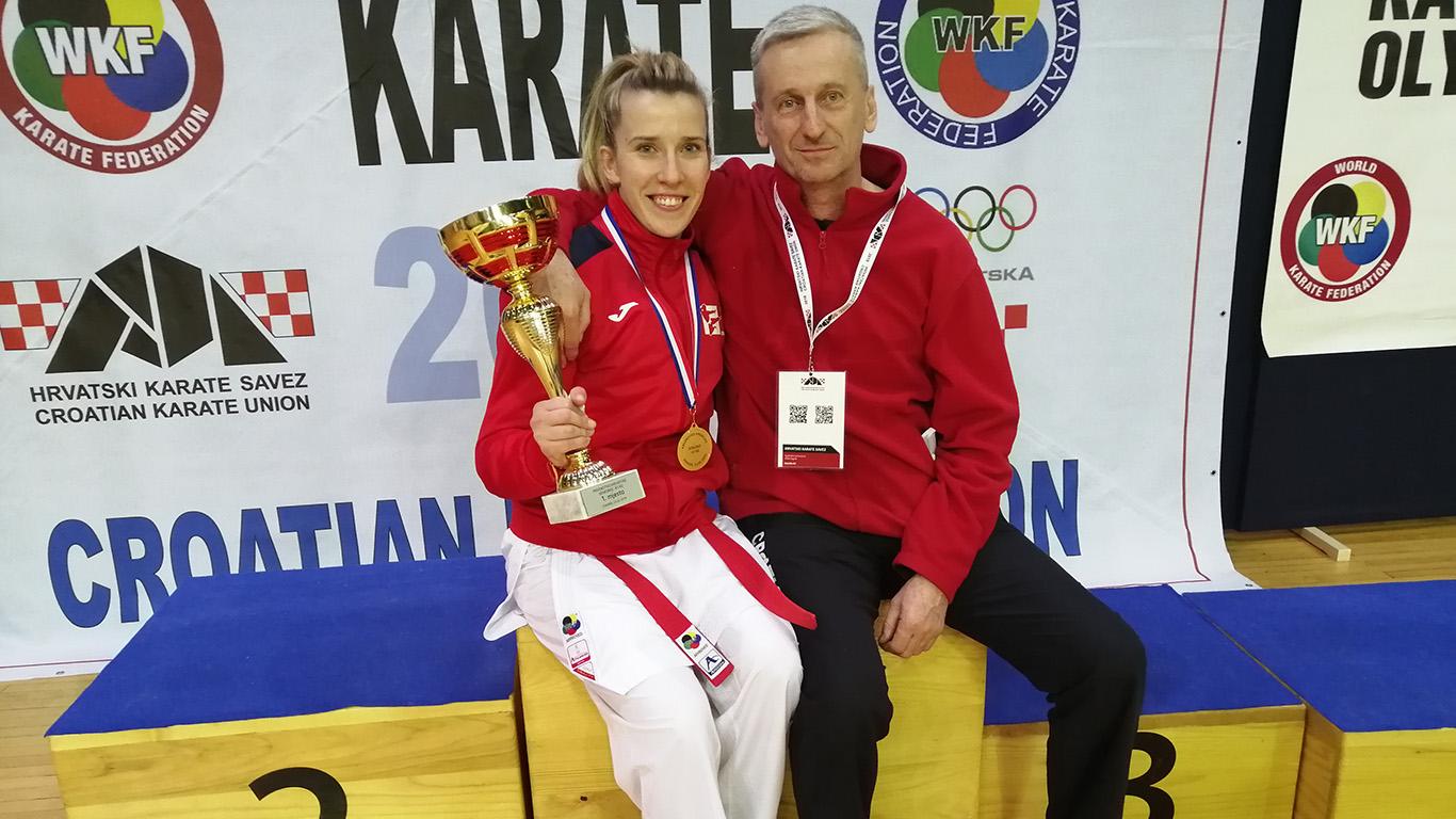 Prvenstvo Hrvatske za seniorke 2019.