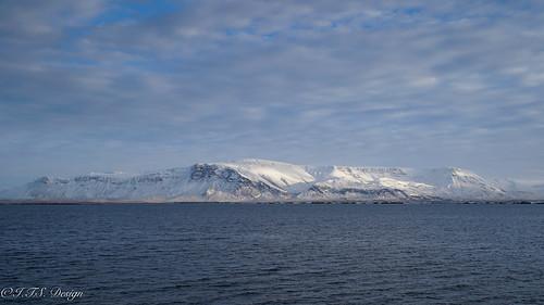 The beautiful Esja, Iceland