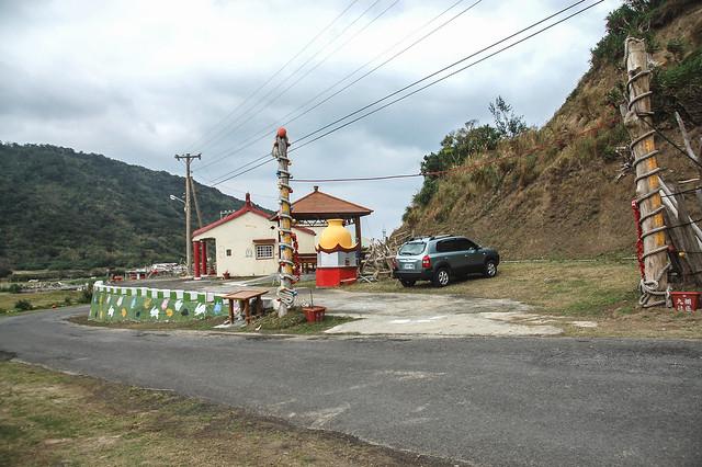 土地公廟登山口