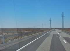 Pylons and the Highway